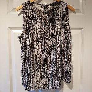 Apt. 9 sleeveless blouse